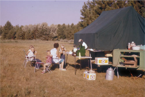 1959 vacation camp